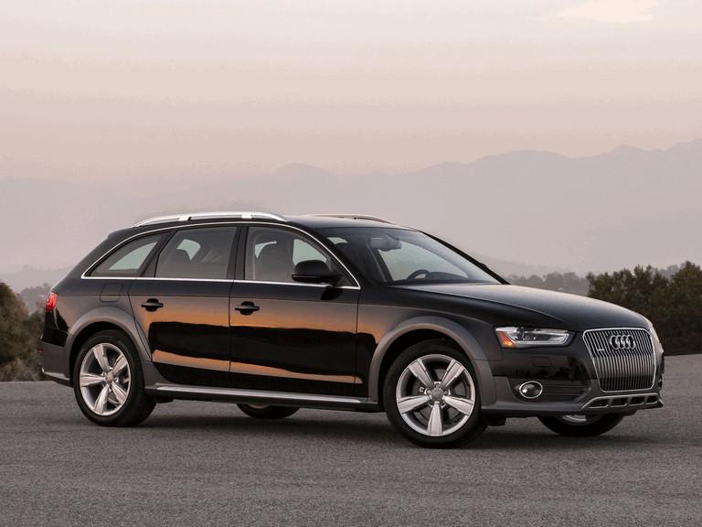 2012 Audi A4 Allroad 2.0T Quattro - USA version 349520