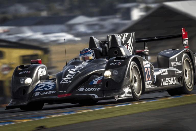 2012 Nissan LMP2 - Le Mans 24 hours 349642