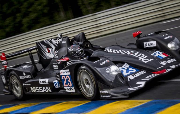 2012 Nissan LMP2 - Le Mans 24 hours 349647