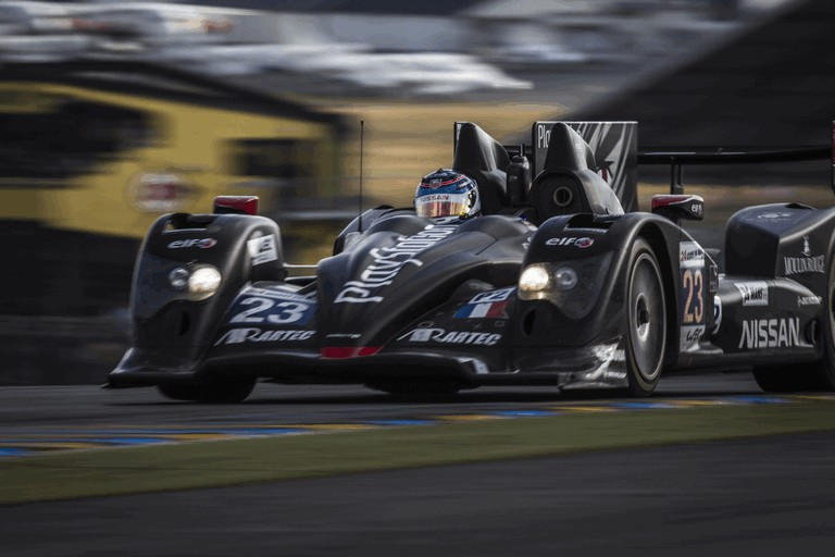 2012 Nissan LMP2 - Le Mans 24 hours 349655