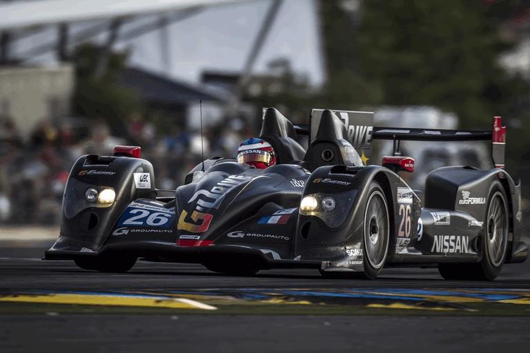 2012 Nissan LMP2 - Le Mans 24 hours 349656
