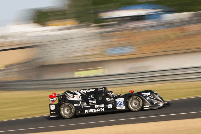 2012 Nissan LMP2 - Le Mans 24 hours 349661