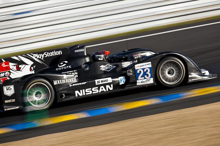 2012 Nissan LMP2 - Le Mans 24 hours 349662