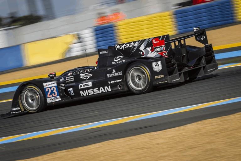 2012 Nissan LMP2 - Le Mans 24 hours 349663