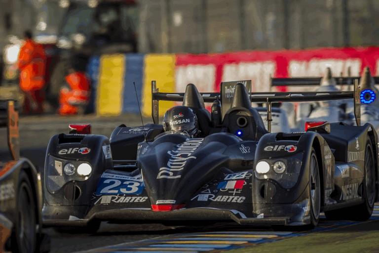 2012 Nissan LMP2 - Le Mans 24 hours 349664