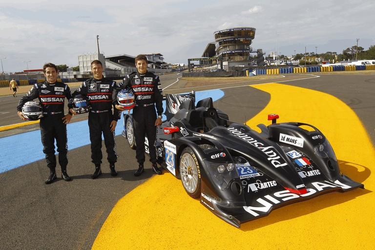 2012 Nissan LMP2 - Le Mans 24 hours 349665