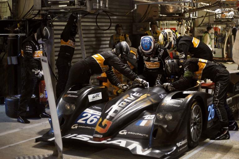 2012 Nissan LMP2 - Le Mans 24 hours 349666