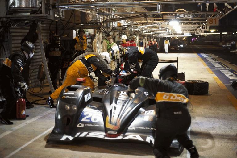 2012 Nissan LMP2 - Le Mans 24 hours 349667