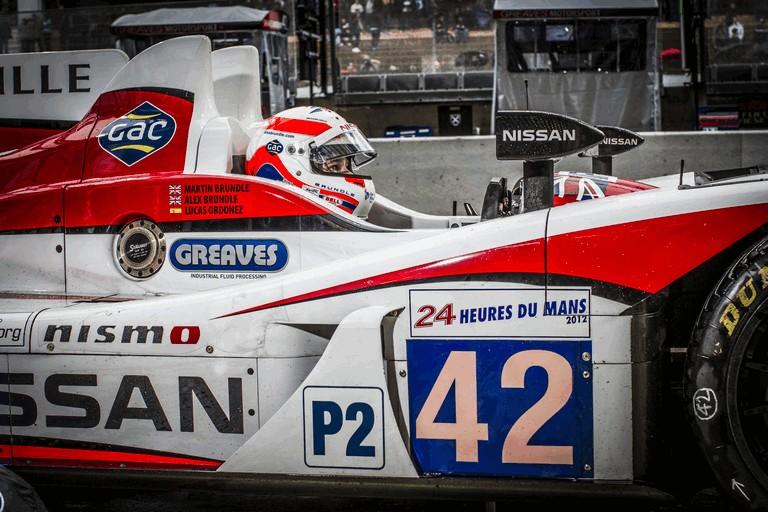 2012 Nissan LMP2 - Le Mans 24 hours 349670