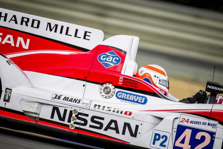 2012 Nissan LMP2 - Le Mans 24 hours 349671