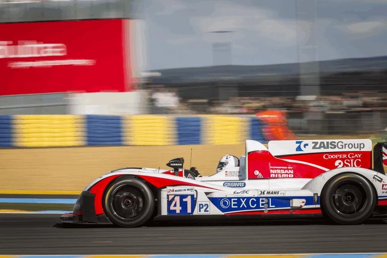 2012 Nissan LMP2 - Le Mans 24 hours 349674