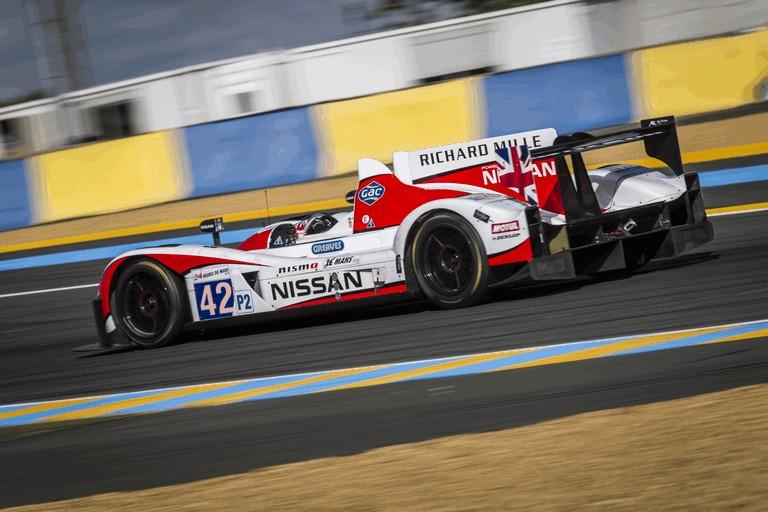 2012 Nissan LMP2 - Le Mans 24 hours 349676
