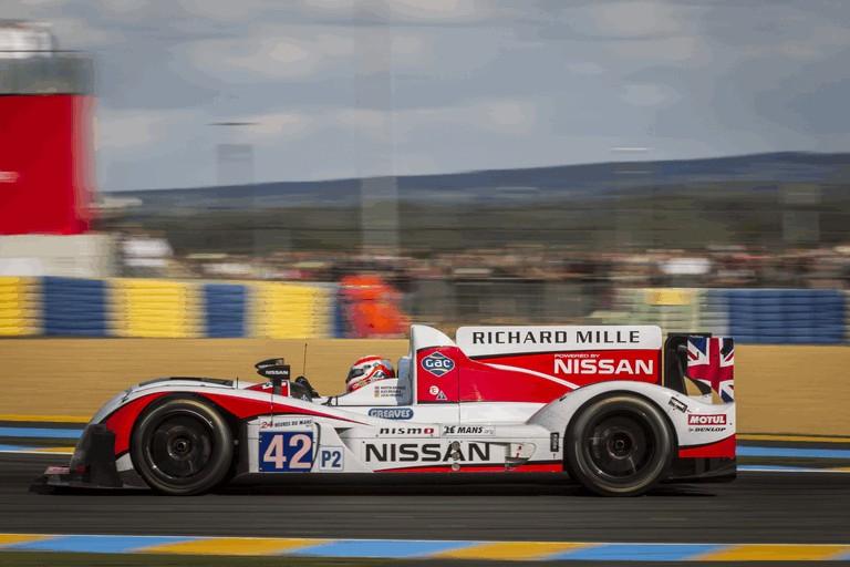 2012 Nissan LMP2 - Le Mans 24 hours 349677