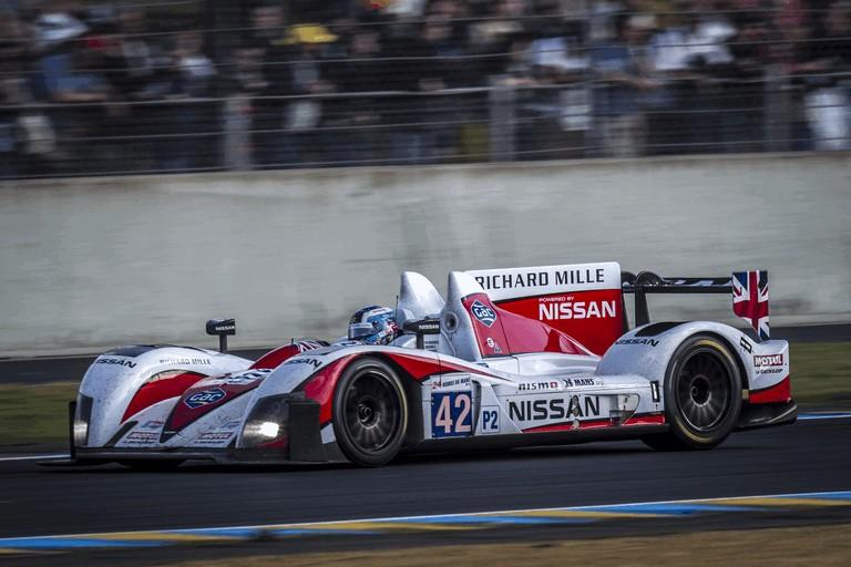 2012 Nissan LMP2 - Le Mans 24 hours 349683