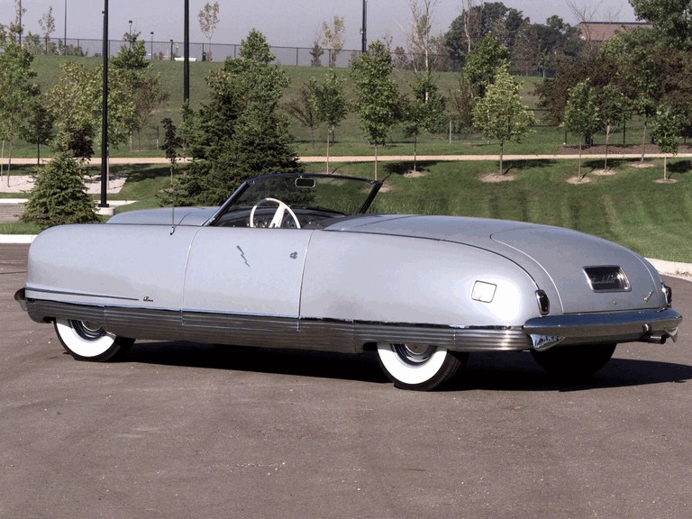 1940 Chrysler Thunderbolt concept - Free high resolution car
