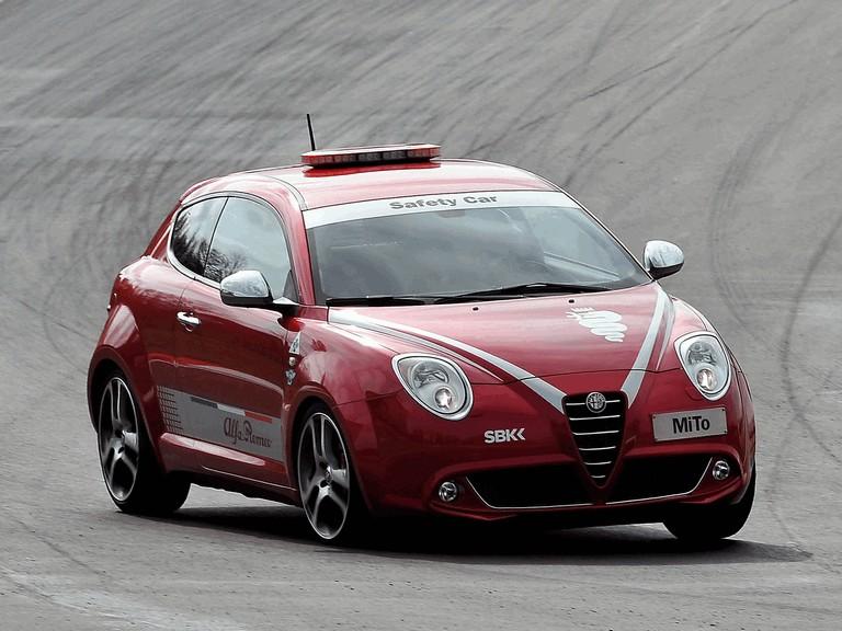 2011 Alfa Romeo MiTo Quadrifoglio Verde - SBK safety car 350285