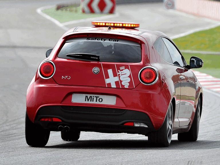 2011 Alfa Romeo MiTo Quadrifoglio Verde - SBK safety car 350286