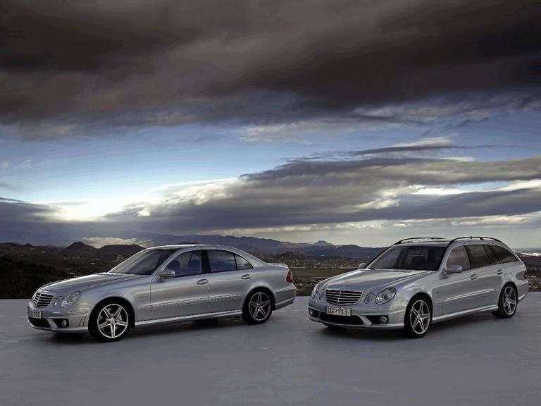 2006 Mercedes-Benz E63 Estate AMG 213827