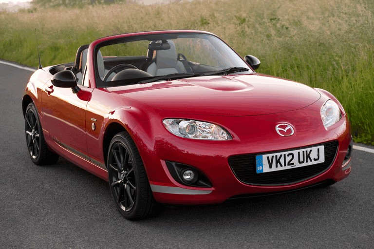 2012 Mazda MX-5 Kuro - UK version 352942