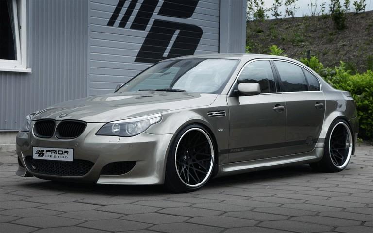 2012 BMW 5er ( F10 ) PD Widebody Aerodynamic Kit by Prior Design 350462