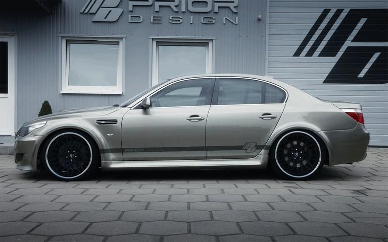 2012 BMW 5er ( F10 ) PD Widebody Aerodynamic Kit by Prior Design 350463