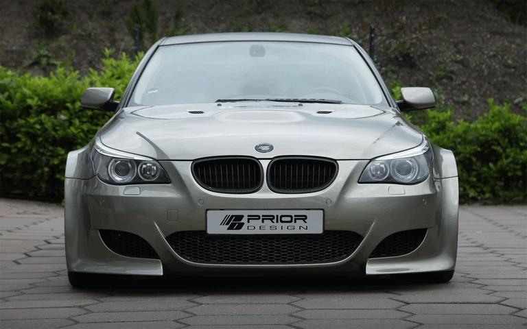 2012 BMW 5er ( F10 ) PD Widebody Aerodynamic Kit by Prior Design 350465
