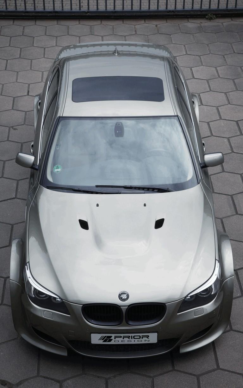 2012 BMW 5er ( F10 ) PD Widebody Aerodynamic Kit by Prior Design 350466