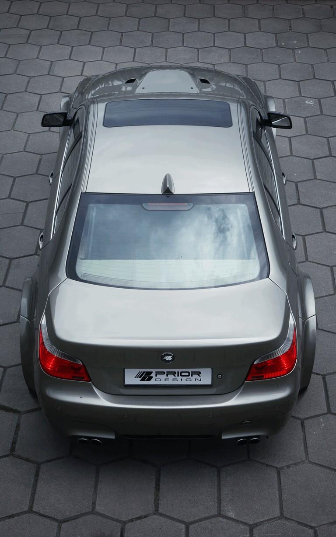 2012 BMW 5er ( F10 ) PD Widebody Aerodynamic Kit by Prior Design 350467
