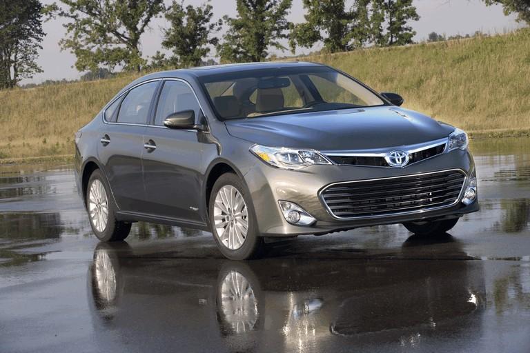 2013 Toyota Avalon Hybrid 350646