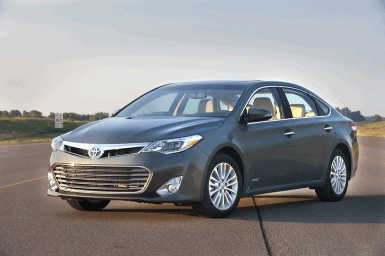 2013 Toyota Avalon Hybrid 350648