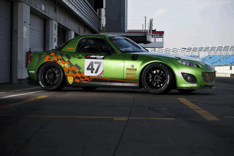 2012 Mazda MX-5 GT - British GT Championship 351143