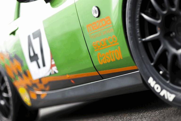 2012 Mazda MX-5 GT - British GT Championship 351147