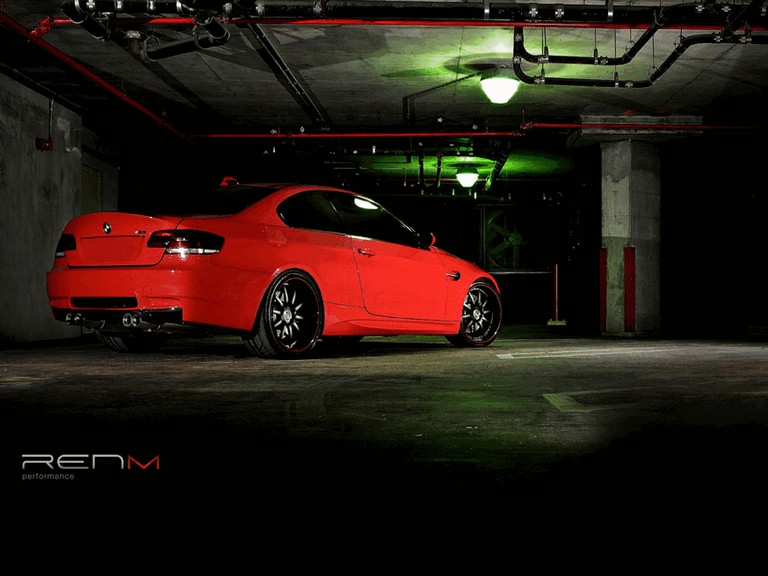 2010 BMW M3 ( E92 ) Agitator by by RENM Performance 352172