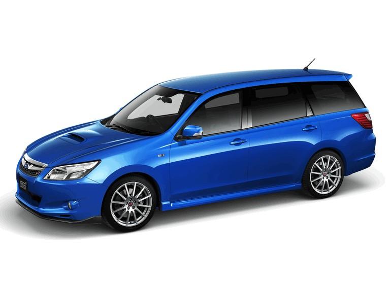 2012 Subaru Exiga ( YA5 ) tS STi 352232