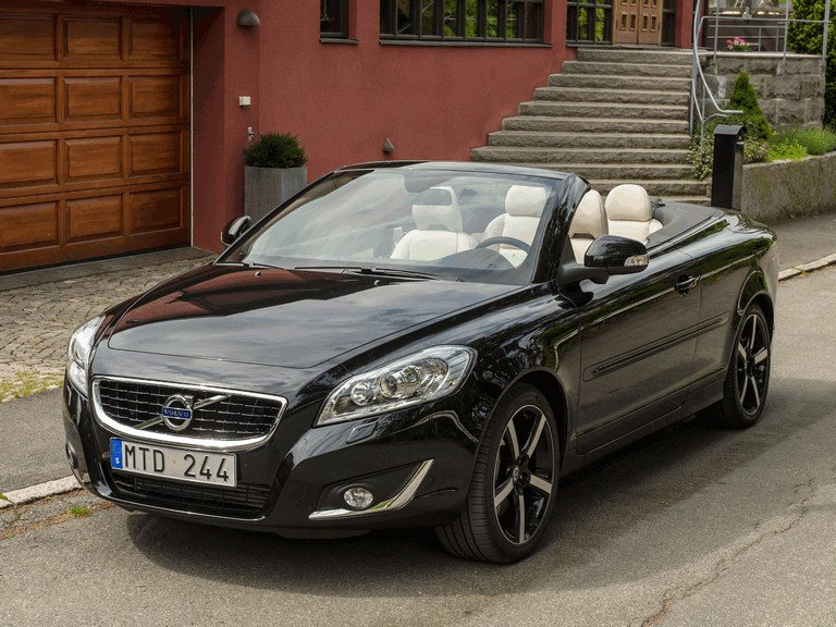2012 Volvo C70 D3 Free High Resolution Car Images