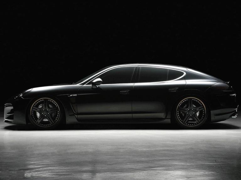 2012 Porsche Panamera ( 970 ) S Black Bison by Wald 352578
