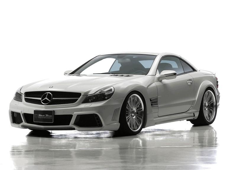 2011 Mercedes-Benz SL63 ( R230 ) AMG Black Bison by Wald 352779