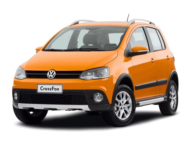 2012 Volkswagen CrossFox 353319