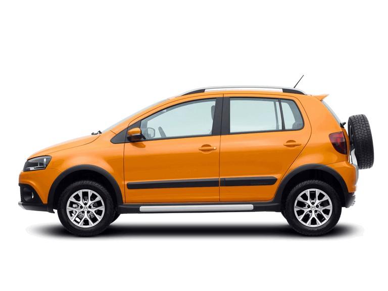 2012 Volkswagen CrossFox 353320