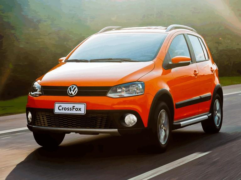 2012 Volkswagen CrossFox 353322