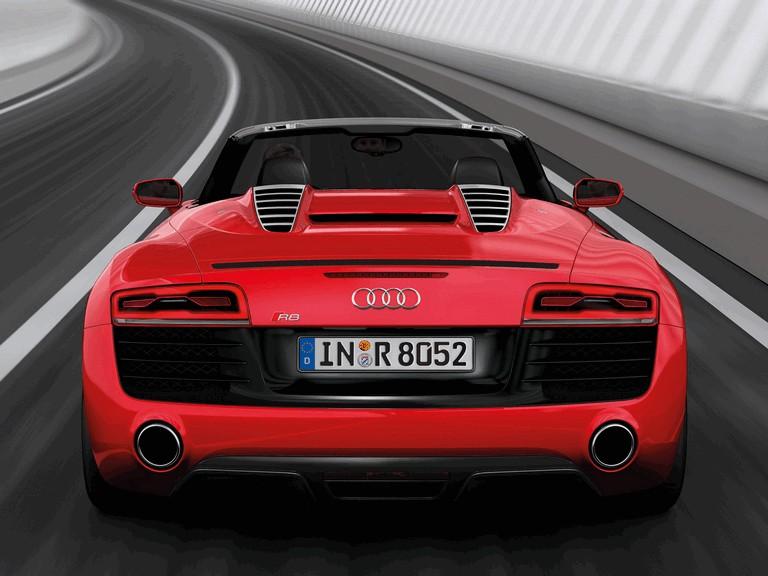 2013 Audi R8 V10 spyder 357180