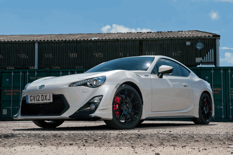2012 Toyota GT86 by TRD - UK version 353401