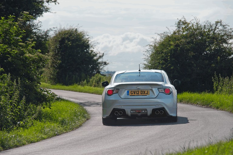 2012 Toyota GT86 by TRD - UK version 353415