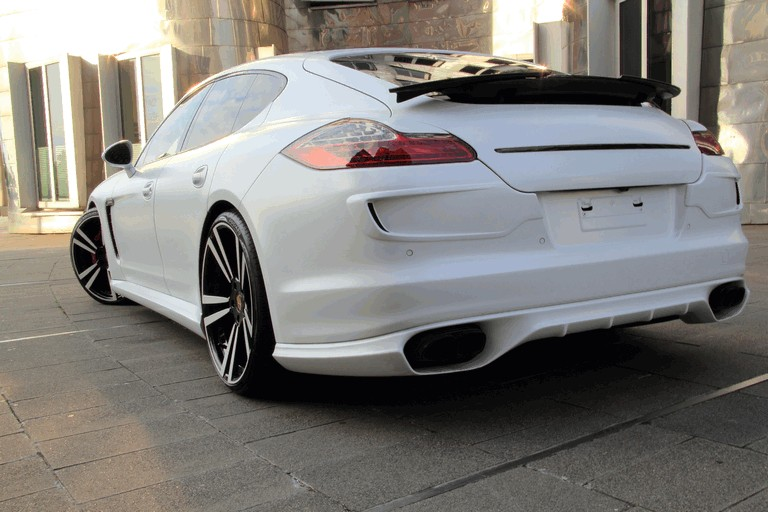 2012 Porsche Panamera ( 970 ) White Storm Edition by Anderson Germany 354014