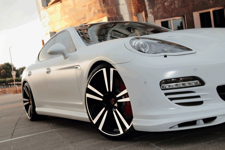 2012 Porsche Panamera ( 970 ) White Storm Edition by Anderson Germany 354016