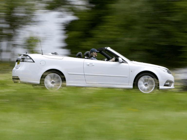2011 Saab 9-3 Griffin convertible Aero - UK version 354270