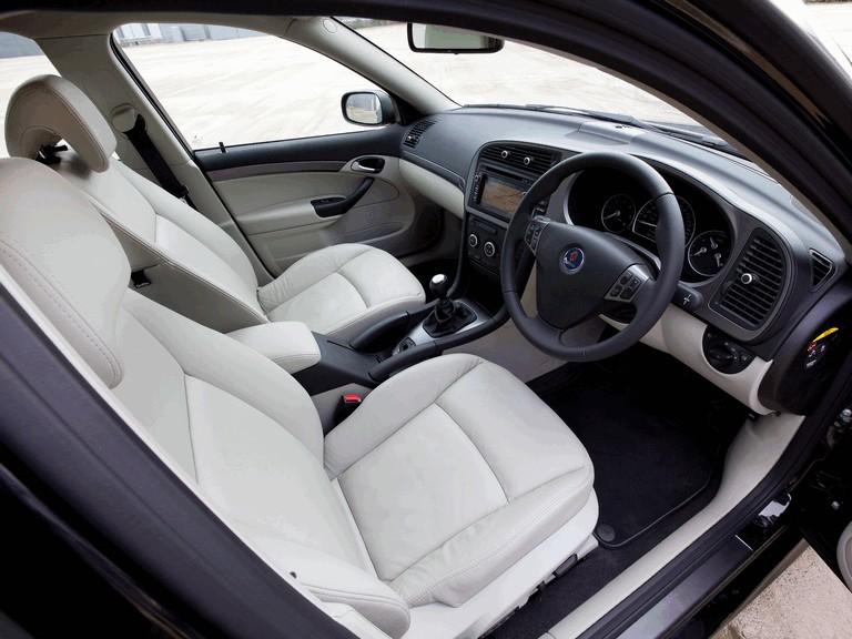 2011 Saab 9-3 Griffin Sport sedan - UK version 354295