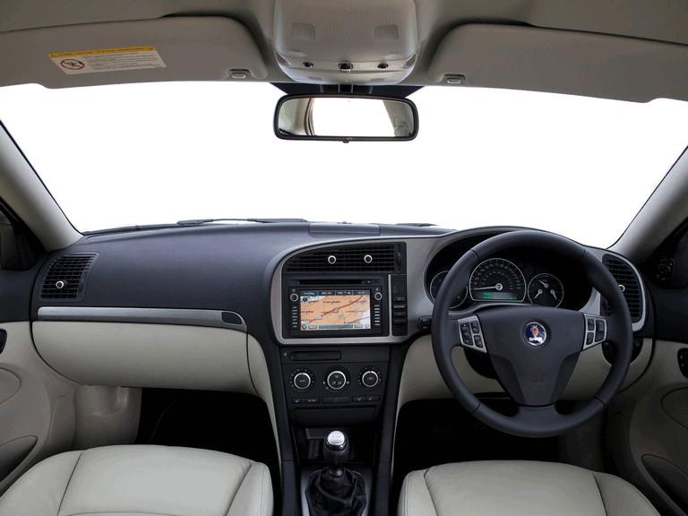 2011 Saab 9-3 Griffin Sport sedan - UK version 354296