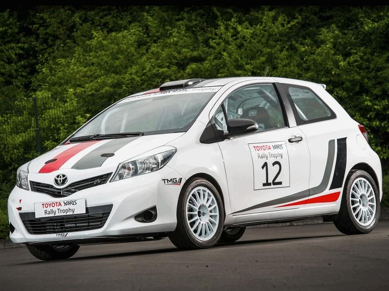 2012 Toyota Yaris ( R1A ) rally by TMG 354463