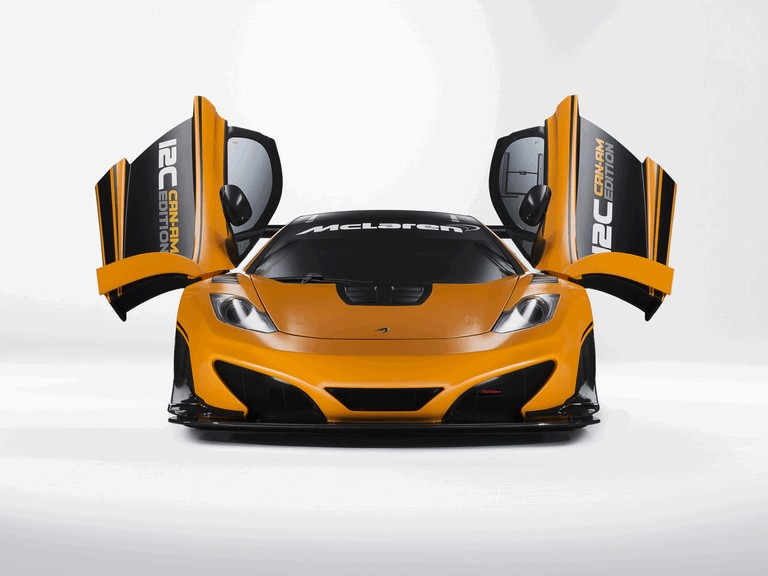 2012 McLaren MP4-12C Can-An Edition racing concept 471644